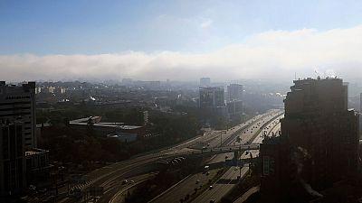 En Madrid los niveles de contaminación continúan siendo altos