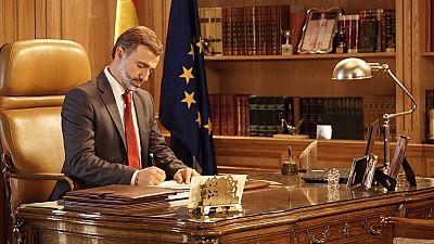 El Rey Felipe le pide ayuda a José Mota