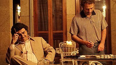 ¿Plata o plomo?, Mota se convierte en Pablo Escobar