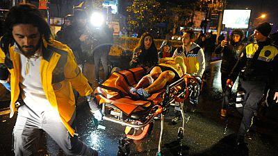 Empieza el año con un ataque que deja 39 muertos en Estambul