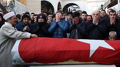 2016 ha sido un año especialmente sangriento en Turquía