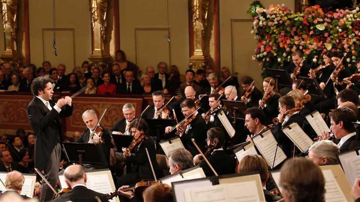 Concierto de Año Nuevo de la Orquesta Filarmónica de Viena 2017 - ver ahora