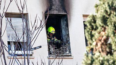 Varios incendios en viviendas dejan cuatro fallecidos