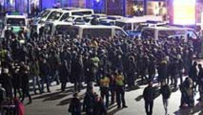 Polémica en Alemania por la detención masiva de inmigrantes norteafricanos