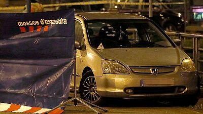 Los Mossos y la Policía buscan al autor del tiroteo que dejó un muerto y dos heridos en Barcelona