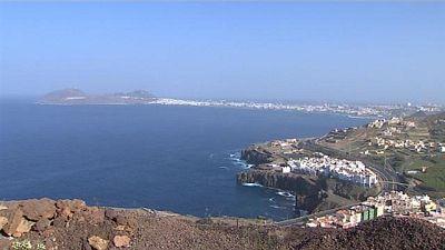 El tiempo en Canarias - 03/01/2017