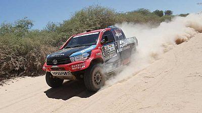 Rally Dakar 2017 - 2ª etapa: Resistencia - San Miguel de Tucumán - ver ahora