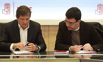 La gestora del PSOE iniciará una ronda con los 'barones' para decidir la fecha del Congreso que elija al nuevo líder