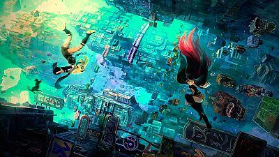 """""""Gravity Rush 2"""": el videojuego donde podremos controlar la gravedad a nuestro antojo"""