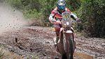 Joan Barreda arrasa en la tercera etapa y es nuevo líder en motos