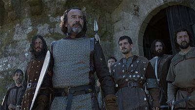 El final del camino - Peláez y su guardia se enfrentan al conde de Andrade