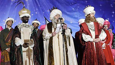 TVE entrevista en exclusiva a los Reyes Magos