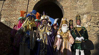 Los niños de toda España aguardan con mucha ilusión la llegada de los Reyes Magos