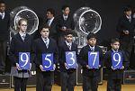 El segundo premio, el 95.379, muy repartido por toda España