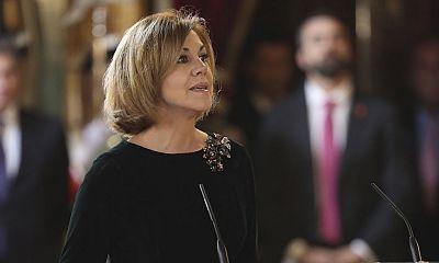Discurso de la ministra de Defensa, María Dolores de Cospedal, en la Pascua Militar de 2017