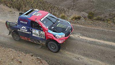 Rally Dakar 2017 - 5ª etapa: Tupiza - Oruro - ver ahora