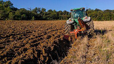 En España cada vez se venden más tractores
