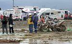 Anulan la sexta etapa del Dakar por el mal tiempo
