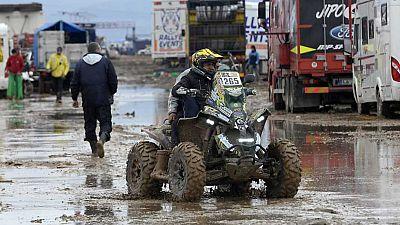 Rally Dakar 2017 - 6ª etapa: Oruro - La Paz - ver ahora