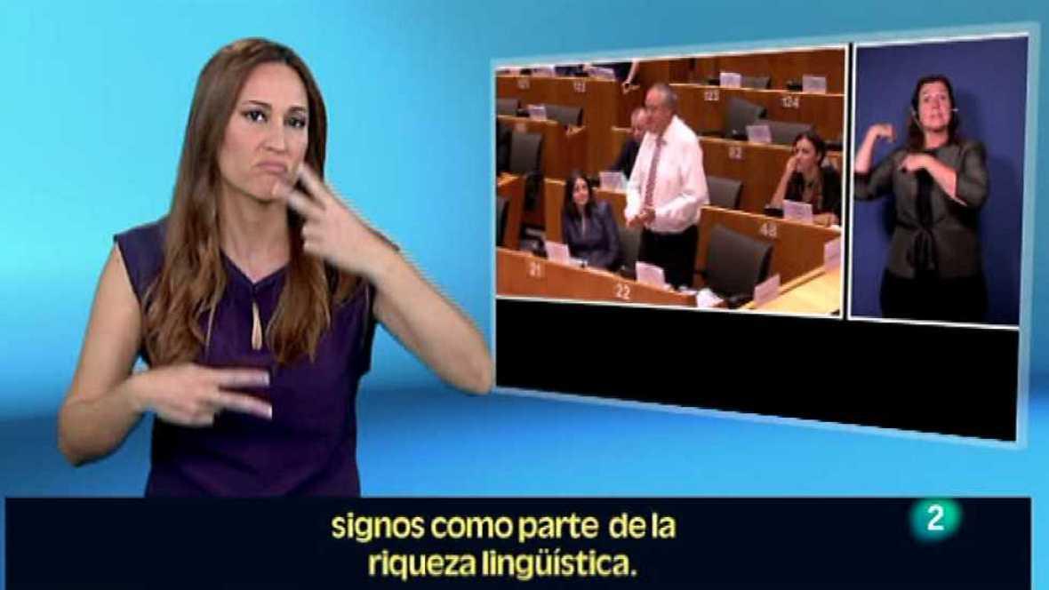 En lengua de signos - 08/01/17 - ver ahora