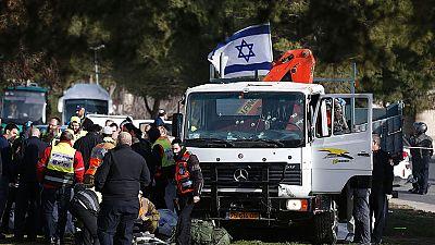Un ataque con un camión deja al menos cuatro muertos y 15 heridos en Jerusalén Este