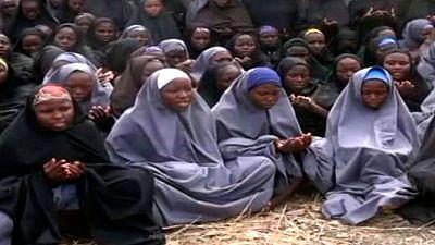 Se cumplen mil días del secuestro de casi 300 niñas en una escuela en Nigeria