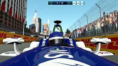 Automovilismo - FIA Fórmula E. Prueba 'E-Race Las Vegas' - ver ahora