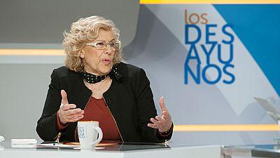 La alcaldesa de Madrid, Manuela Carmena, ha confirmado el propósito de su equipo de Gobierno de acabar con la circulación de los coches diésel, aunque ha dejado entrever que no se tratará de un proceso radical y tampoco ha puesto un plazo de ejecució