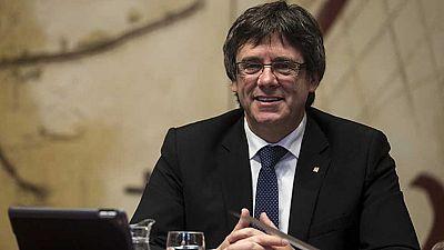 Se cumple un año desde que Artur Mas cediese el testigo a Carles Puigdemont