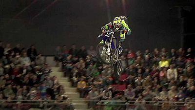 Motociclismo - Freestyle de Gijón - ver ahora
