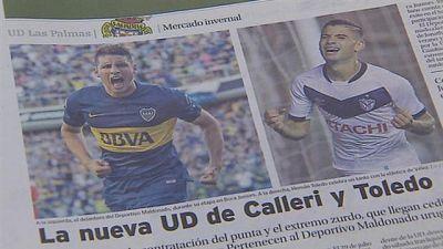Deportes Canarias 09/01/2017