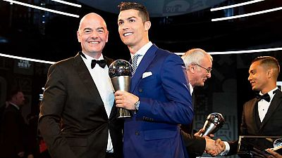 Gala Best FIFA Football Awards desde Zurich - ver ahora