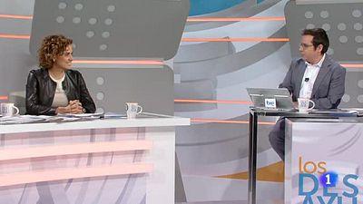 Dolors Montserrat ha asegurado en TVE que el Gobierno no incrementará el copago farmacéutico de los pensionistas