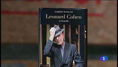 La Aventura del Saber. TVE. Sección 'Libros recomendados'. Leonard Cohen. Biografía