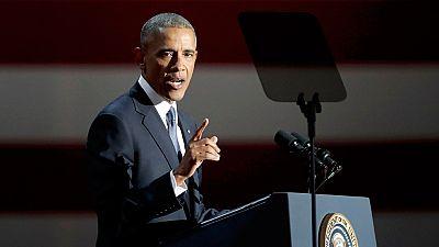 Último discurso íntegro de Barack Obama como presidente de Estados Unidos