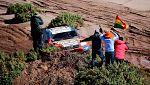 Se suspende la novena etapa del Dakar por mala situación climatológica