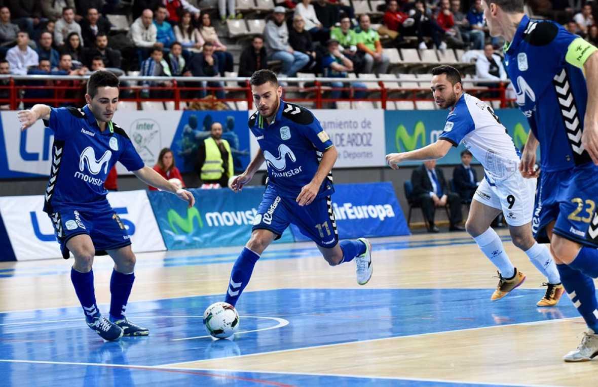Los tres grandes siguen imparables y Magna Gurpea cierra los 8 participantes en la Copa