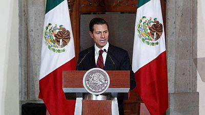Peña Nieto reitera que México no pagará el muro con Estados Unidos que propone Trump