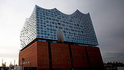 Alemania tiene una nueva joya arquitectónica y musical en la ciudad de Hamburgo la Filarmónica del Elba