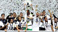Los clubes de LaLiga incrementaron sus ingresos en una media de 27 millones de euros cada uno en los últimos seis años, según el informe de comparativo de licencias de la UEFA, que sitúa a Real Madrid y Barcelona al frente de la lista por ingresos to