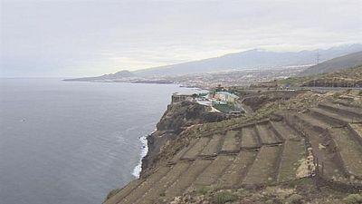 El tiempo en Canarias - 12/01/2017