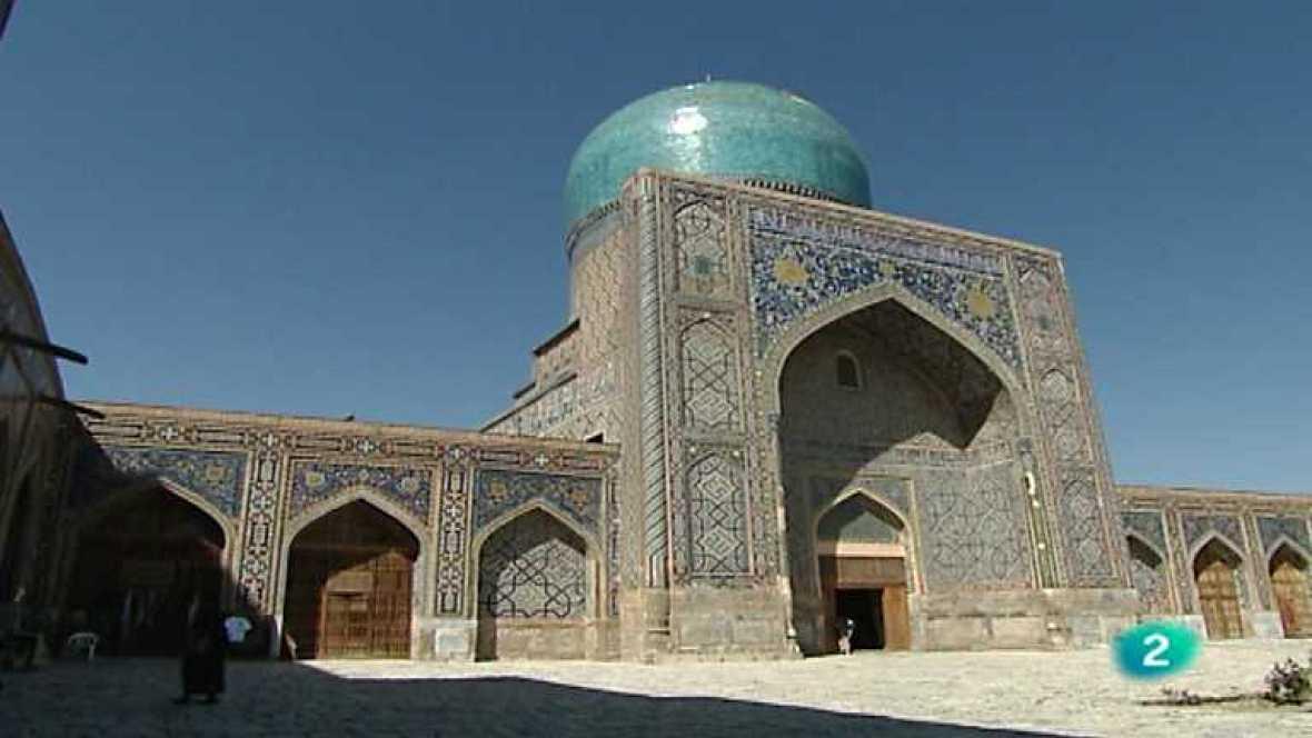 Otros pueblos - Samarkanda, Bujara y Jiva (Uzbekistán II) - ver ahora