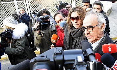 Los padres de Nadia declaran este viernes por las presuntas fotos sexuales de la niña