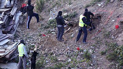 La Guardia Civil halla un zulo en Ceuta y detiene a dos personas por yihadismo