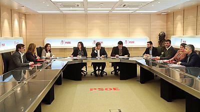 La gestora del PSOE pondrá fecha al Congreso en el Comité Federal de este sábado