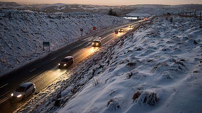 El temporal de frío se recrudece en Europa y crece el número de muertos
