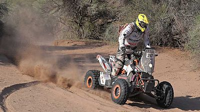 Rally Dakar 2017 - 11ª etapa: San Juan-Río Cuarto - ver ahora