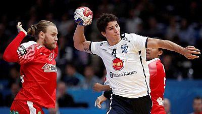 Balonmano - Campeonato del Mundo Masculino: Dinamarca - Argentina - ver ahora