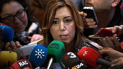 """Susana Díaz apuesta por un PSOE """"sin complejos"""" y ganador"""