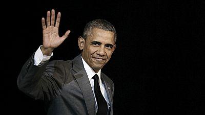 """Obama: """"Me habéis hecho mejor presidente y un hombre mejor"""""""